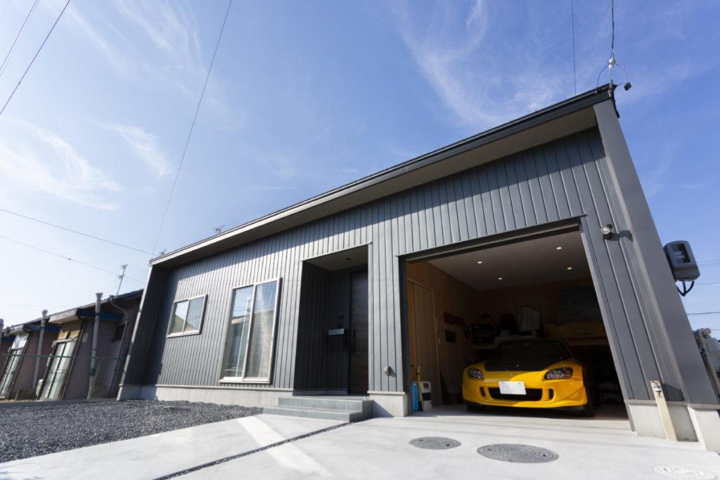 平屋 ビルトイン ガレージ ビルトインガレージが狭い平屋には向かない4つの理由とは?